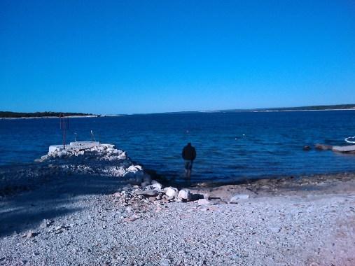 Mild winter at the seaside
